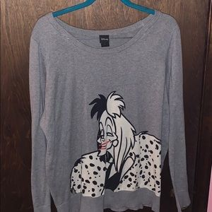 Limited edition Disney sweater